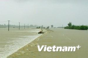 16 người chết, mất tích vì áp thấp nhiệt đới