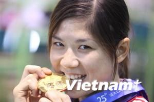 SEA Games 25: Việt Nam giành thêm 20 HCV