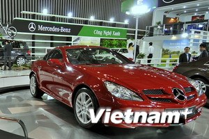 Ngành ôtô Việt: Hụt hơi chạy đua cùng chiến lược