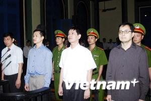 33 năm tù cho nhóm mưu toan lật đổ chính quyền