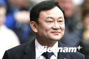 Ông Thaksin lên tiếng về phán quyết của tòa án