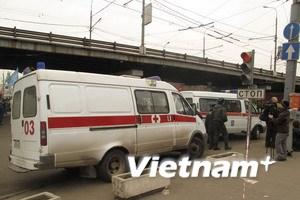110 người thương vong do 2 vụ khủng bố ở Nga