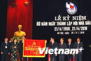 Báo chí Việt Nam - cầu nối ý Đảng với lòng dân