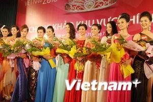 12.000 chỗ xem chung kết Hoa hậu VN ở Tuần Châu
