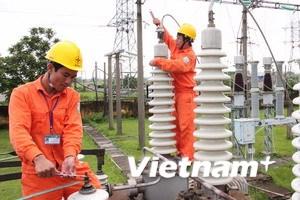 Đóng điện 110 kV cho tổ hợp bauxite nhôm Lâm Đồng