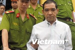 Ông Huỳnh Ngọc Sĩ bị đề nghị mức án chung thân