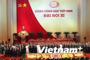 Thông báo kết quả Đại hội XI tới tổ chức quốc tế