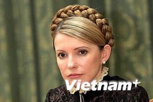 Cựu Thủ tướng Tymoshenko đối mặt cáo buộc mới