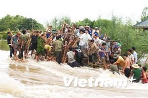 Đã có ba người thiệt mạng vì lũ ở tỉnh An Giang