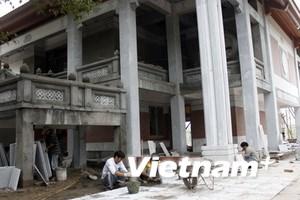 Khánh thành Nhà tưởng niệm anh hùng Đại đội 915