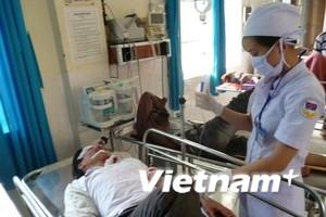 Nhiều người bị thương nặng trong tai nạn thảm khốc