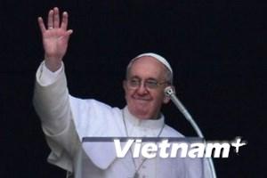 Giáo hoàng Francis chính thức nhậm chức ở Vatican