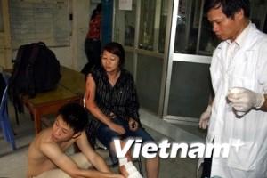 Thông tin thêm về vụ nổ tại phố Nguyễn Thái Học