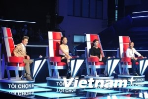 The Voice: Những...con rối