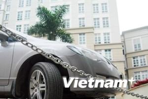 Dân chung cư Hà Nội lo việc thả lỏng phí trông xe