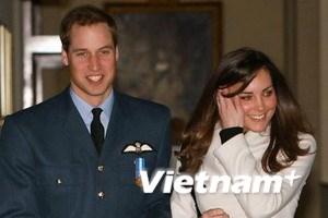 Cặp đôi hoàng gia Anh viếng mộ công nương Diana
