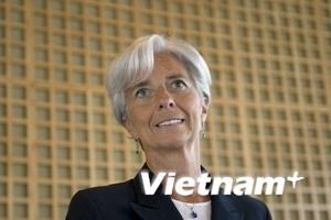 Kêu gọi châu Á đề cử ứng viên tổng giám đốc IMF