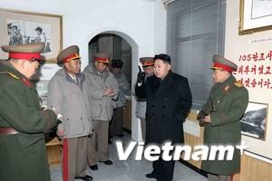Triều Tiên kêu gọi trung thành với người kế nhiệm
