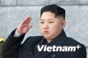 Tân lãnh đạo Triều Tiên thăm các đơn vị hải quân