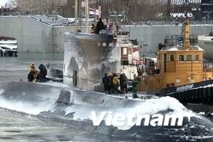 Nga giúp Ấn Độ điều tra thảm họa tàu ngầm chìm