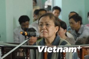 Nguyên GĐ Nông trường Sông Hậu lĩnh 8 năm tù