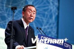 Khai mạc Hội nghị cấp cao về biến đổi khí hậu