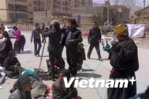 Trung Quốc: 8.300 người thương vong do động đất
