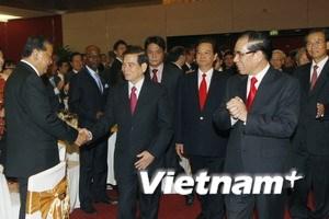 Chiêu đãi trọng thể mừng Đại lễ Thăng Long-Hà Nội
