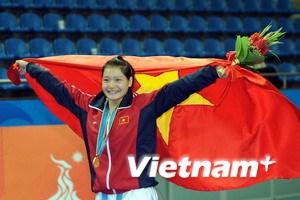 Việt Nam có tấm huy chương vàng ASIAD đầu tiên