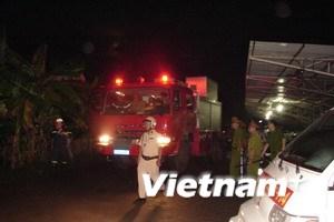 Vẫn chưa thấy 15 nạn nhân trong vụ lật tàu du lịch