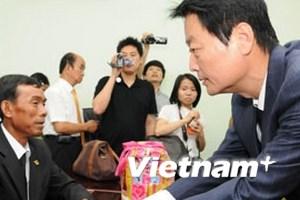 Đại sứ Việt Nam chia buồn gia đình cô dâu Việt