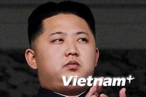 """Kim Jong-Un đảm nhận """"chỉ huy tối cao"""" quân đội"""