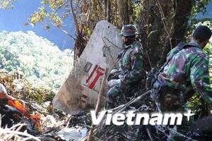 Chấm dứt tìm nạn nhân vụ rơi Sukhoi Superjet 100