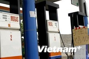 Xử nghiêm các cây xăng dầu găm hàng chờ tăng giá