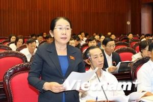 Đại biểu Quốc hội quan ngại tình hình tội phạm 2012