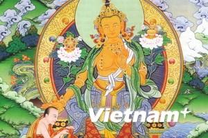 Ngũ đại và phong cách mỹ thuật Phật giáo Tây Tạng
