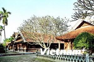 Những khoảnh khắc trầm linh nơi thiền định cửa Phật