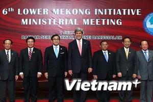 VN tham dự các Hội nghị Bộ trưởng Hạ nguồn Mekong