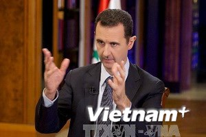 Assad càng thêm tự tin