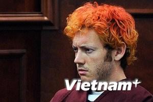 Mỹ: Xét xử thủ phạm vụ xả súng tại rạp chiếu phim