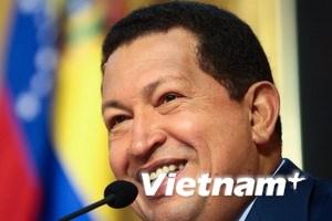 LHQ mặc niệm cố Tổng thống Venezuela H.Chavez