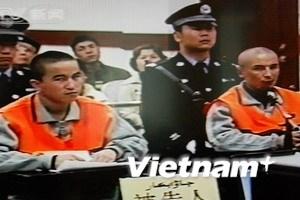 Xét xử thêm 14 bị cáo vụ bạo loạn ở Tân Cương