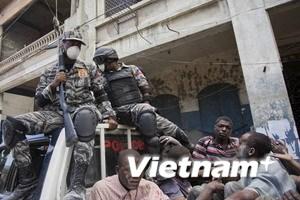 Bạo lực và cướp bóc gia tăng tại thủ đô của Haiti