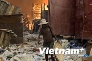 Nam Mỹ sẽ viện trợ Haiti thêm 300 triệu USD