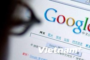 Chính phủ TQ phủ nhận liên quan tới vụ Google