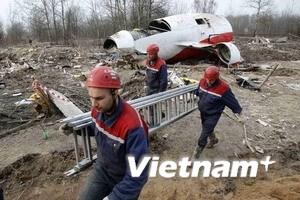 Xác định được người lạ ở buồng lái máy bay Ba Lan