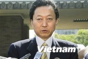Thủ tướng Nhật Bản Hatoyama chính thức từ chức