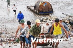 Thủ tướng yêu cầu phối hợp chủ động chống bão