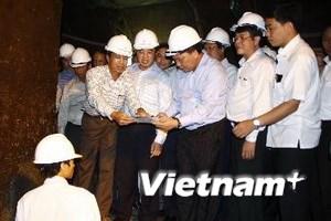 PTT Nguyễn Xuân Phúc tiếp xúc cử tri tại Bắc Trà My
