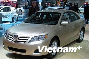 Nhật điều tra các xe Toyota tăng tốc đột ngột
